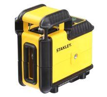 Laser liniový křížový 360° SLL360 Next Generation zelený, STHT77594-1 Stanley