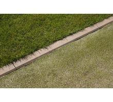 Betonový chodníkový obrubník Best Linea II 8x25x100 cm karamel
