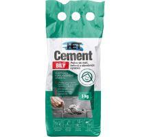 Cement bílý HET CEM I - 52,5 R, bílý, 3 kg