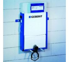 WC předstěnový modul Geberit Kombifix, pro závěsné WC