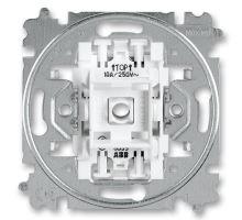 Strojek spínač tlačítko JBT S 3559-A91345 bezšroubkový, řazení č.1/0,1/0S,1/0So