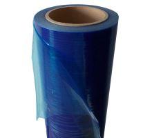 Fólie ochranná na sklo a parapety 30mic samolep. modrá 50cmx75m, 44u