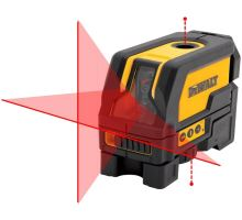 Laser křížový červený DW0822-XJ DeWalt