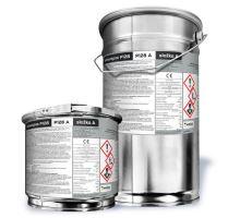 weberepox P128 epoxidová barevná hmota A5,4kg+B1,1kg