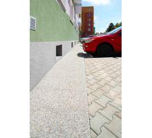 Plošná dlažba, terasová vymývaná, bez laku, 40x40x4 cm, Vereto, BEST