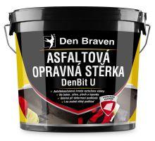 Den Braven Asfaltová opravná stěrka DenBit U 5kg