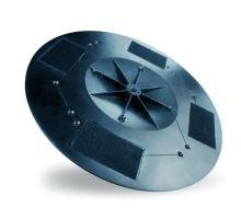Náhradní podložný talíř suchý zip 390mm, pro DED7767 Dedra