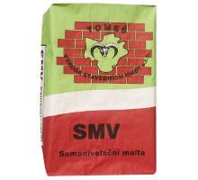TOMEŠ SMV 30 Mpa, 25 kg - samonivelační cementová stěrka pro tl. vrstvy 2-20mm, pochozí po 12-24 hod.