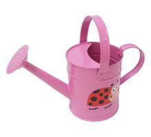 Konev zahradní 1,6l kovová růžová dětská Reflex Toptrade