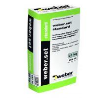 weber.set standard C1T 25 kg