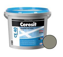 Ceresit Flexibilní spárovací hmota CE 40 Aquastatic 5 kg, antracite 13