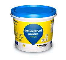 weber.pas marmolit střednězrnný 20 kg, spotřeba 6 kg/m2