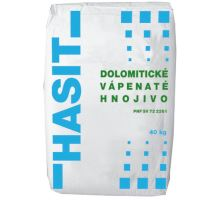 Dolomitické vápen.hnojivo, JM SK.II, 40 kg, Hasit