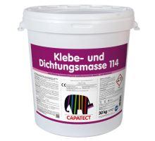Caparol Capatect 114 30kg bitumenové lepidlo