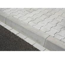 Betonový silniční obrubník Best Mono I 30 x 15 x 100 cm přírodní