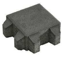 Betonová zatravňovací eko dlažba Semmelrock Vegetační kámen 8 x 20 x 20 cm antracit