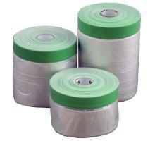 CQ fólie UVX, 140cm/20m zakrývací fólie se samolepící páskou, 44u