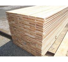 Stavební prkno 100x23x4000 mm tříděné, neimpregnované