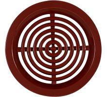 HACO Mřížka větrací bez síťoviny, kruh, VM 5 cm H