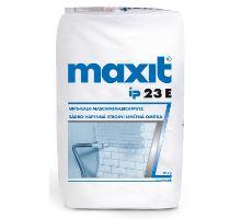 Maxit ip 23 E, 30kg - strojní/ruční jednovrstvá vápenosádrová omítka, pro interiér, min. tl. vrstvy 10mm