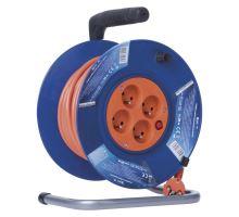 Kabel prodlužovací buben 25m 4 zásuvky P19425