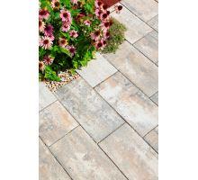 Betonová dlažba Best Belisima 8 cm, 3 kameny, colormix arabica