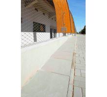 Plošná dlažba, terasová standard, bez laku, 50x50x5 cm, přírodní, BEST