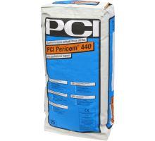 BASF-PCI Pericem 440 20 Mpa, 25 kg - anhydrit. samonivelační  stěrka pro tl. vrstvy 3-40mm, pochozí po 6 hod.