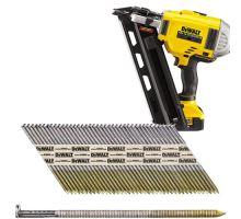 DeWalt hřebíky 2,8x63mm DT99628RB,  pro hřebíkovačku DCN692P2 bal. 2200ks