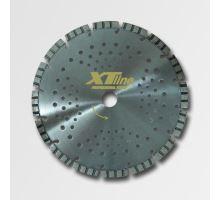 Kotouč diamantový turbo segment 125mm Laser XT165125 XTline