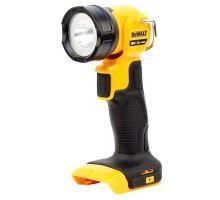 Svítilna AKU 18V LED 18V, DCL040-XJ (bez aku. a nabíječky) DeWalt