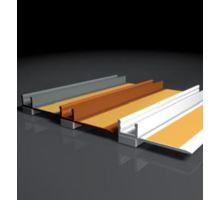Lišta okenní začišťovací bílá - APU lišta, š.9mm, d.2,4m